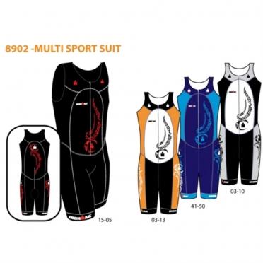 Ironman Triathlon Suit Multi Sport 8902