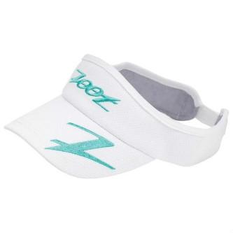 Zoot visor ventilator white-aruba