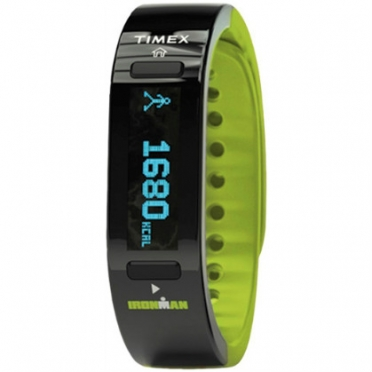 Timex Ironman sporthorloge Move x20 grote maat lime TW5K85600