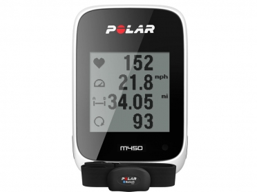 Polar M450 GPS fietscomputer HR