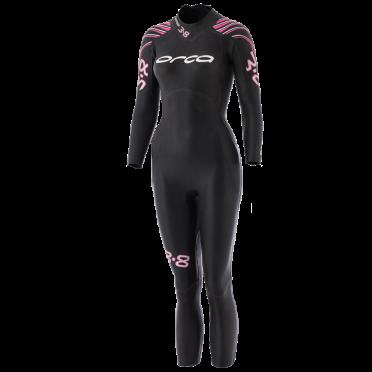 Orca 3.8 Enduro fullsleeve wetsuit dames