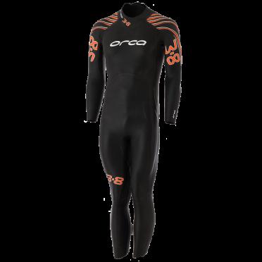 Orca 3.8 Enduro fullsleeve wetsuit heren
