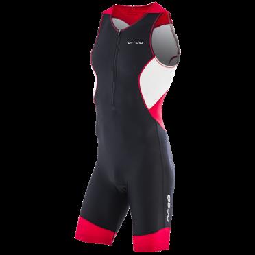 Orca Core race trisuit zwart/rood heren