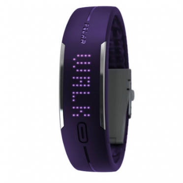 Polar Loop Activity Tracker donker paars