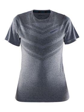 Craft Cool comfort korte mouw ondershirt grijs/depth dames