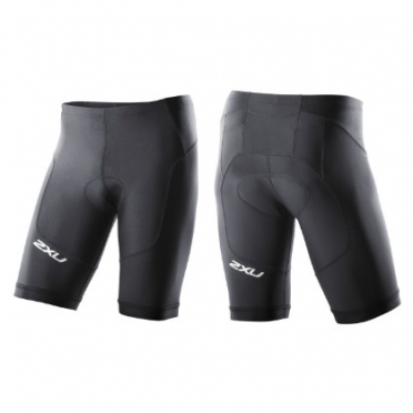 2XU G:2 Long Distance Tri Short heren MT2689d BLK/BLK