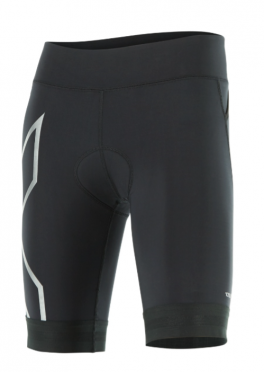 2XU Compression Tri short zwart dames