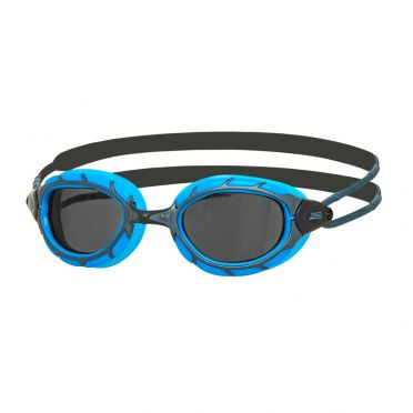 Zoggs Predator donkere lens zwembril blauw
