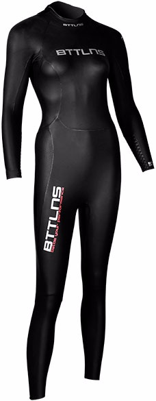 BTTLNS Goddess wetsuit Shield 1.0 DEMO