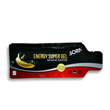 Born energy super gel box 12 x 40 gram