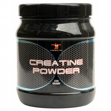 M Double You Creatine Powder 330 gram