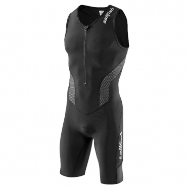 Sailfish Competition trisuit heren zwart 2015