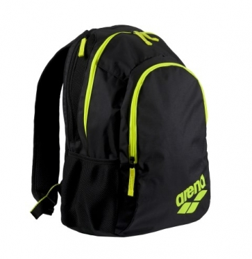 Arena Spiky 2 Backpack fluo-yellow