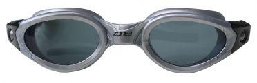 Zone3 Apollo getinte lens zwembril zilver/zwart