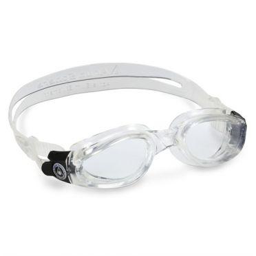 Aqua Sphere Kaiman transparante lens zwembril