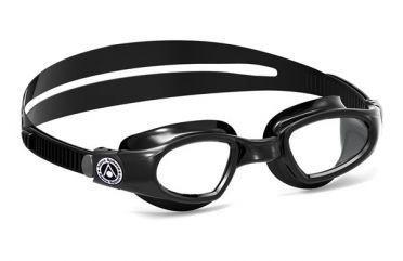 Aqua Sphere Mako transparante lens zwembril