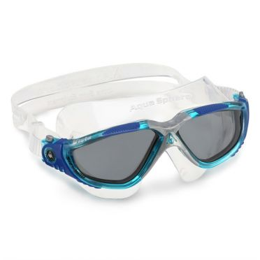 Aqua Sphere Vista donkere lens zwembril