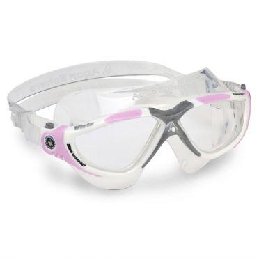 Aqua Sphere Vista Lady transparante lens zwembril