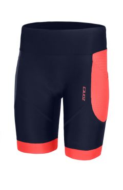 Zone3 Aquaflo plus tri shorts blauw/roze dames