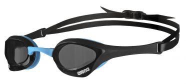 Arena Cobra ultra swipe zwembril zwart/blauw