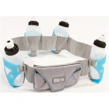 Run and Move Flask Belt Competition