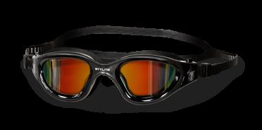 BTTLNS Valryon 1.0 spiegellens zwembril zwart/goud