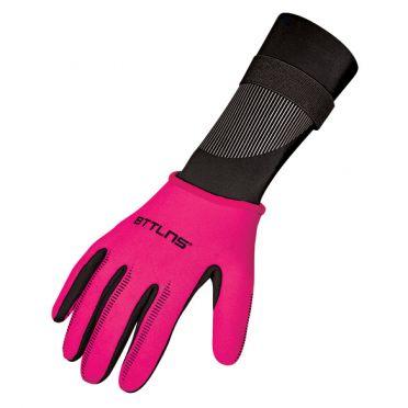 BTTLNS Neopreen zwemhandschoenen Boreas 1.0 roze