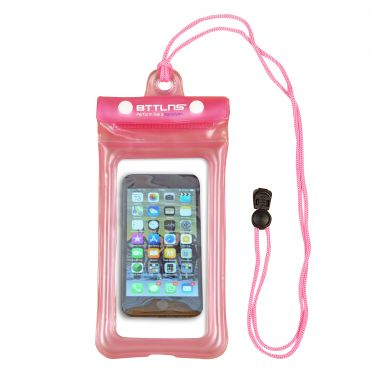 BTTLNS Endymion 1.0 drijvende waterdichte telefoonhoes roze