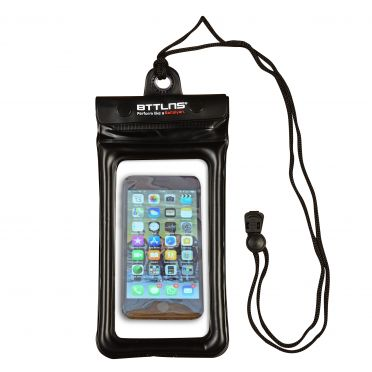 BTTLNS Endymion 1.0 drijvende waterdichte telefoonhoes zwart