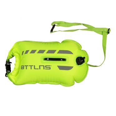 BTTLNS Amphitrite 1.0 saferswimmer zwemboei 20 liter groen