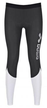 Arena Carbon Compression long tight zwembroek dames