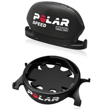 Polar CS snelheidssensor W.I.N.D. en CS Bike Mount