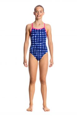Funkita Checkin in tie me tight badpak meisjes