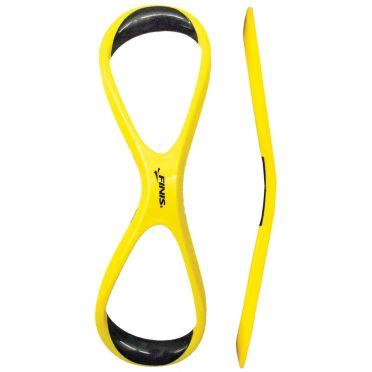 Finis Forearm Fulcrums geel/zwart