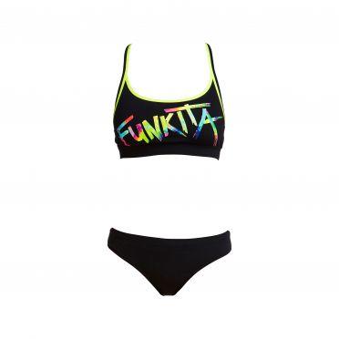 Funkita Tag Sports bikini set dames