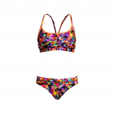 Funkita Predator party Sports bikini set dames