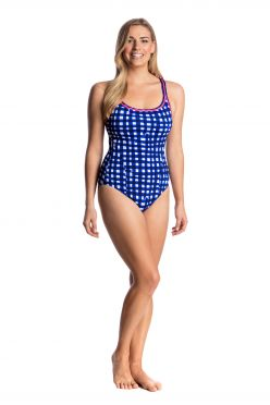 Funkita Checkin in Locked in lucy badpak dames
