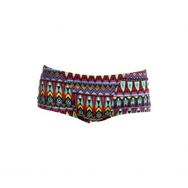 Funky Trunks Fire tribe Classic trunk zwembroek heren