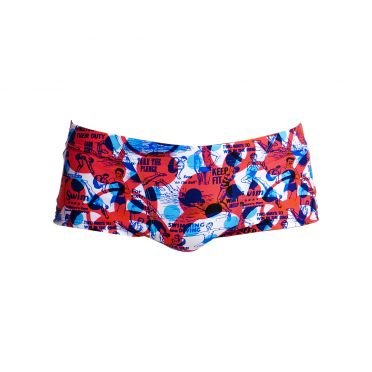 Funky Trunks Ol toff Classic trunk zwembroek heren