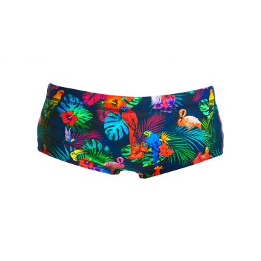 Funky Trunks Tropic team Printed trunk zwembroek jongens