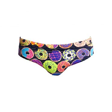 Funky Trunks Dunking donuts Classic brief zwembroek heren