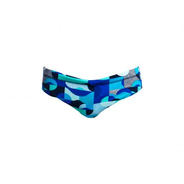 Funky Trunks Sea spray Classic brief zwembroek heren