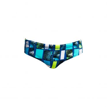 Funky Trunks Tropic tower Classic brief zwembroek heren