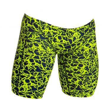 Funky Trunks Coral gold Training jammer zwembroek heren