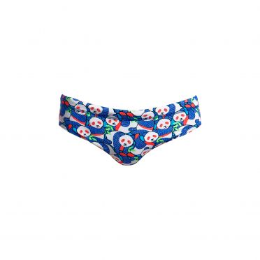 Funky Trunks Pandamania Classic brief zwembroek heren