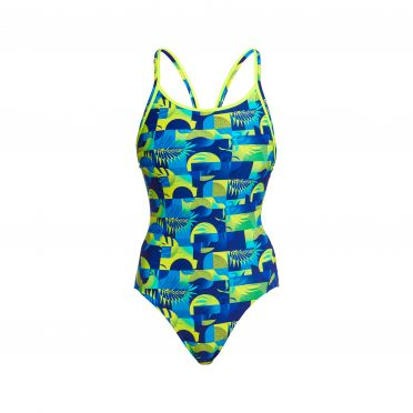 Funkita Magnum PI diamond back badpak dames