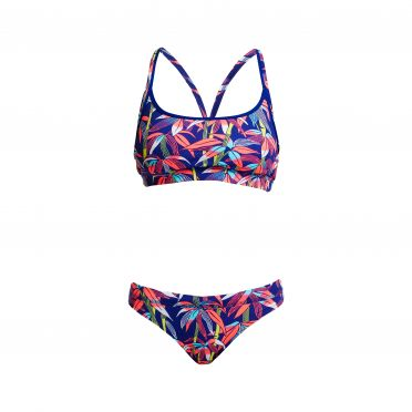 Funkita Bambamboo Sports bikini set dames