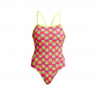 Funkita Lady Birdie single strap badpak dames