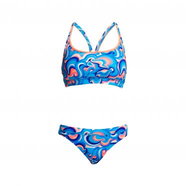 Funkita Double Scoop bikini set dames