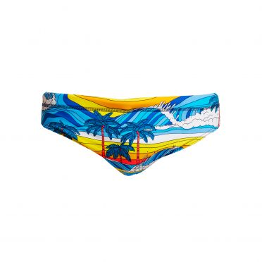 Funky Trunks Beach Bum Classic brief zwembroek heren